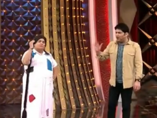 Kiku Has Learnt A Lot From Kapil