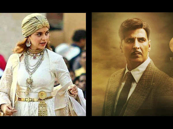 Is Manikarnika v/s Gold Happening At The Box Office?