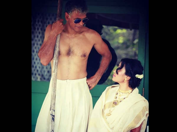 Ankita Konwar Reveals How She Fell In Love With 'Husband' Milind Soman In This Candid Post!