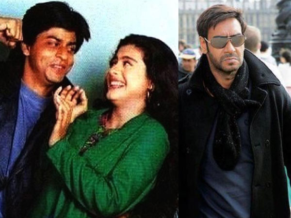 Ajay Told Kajol To Stop Working With Shahrukh?