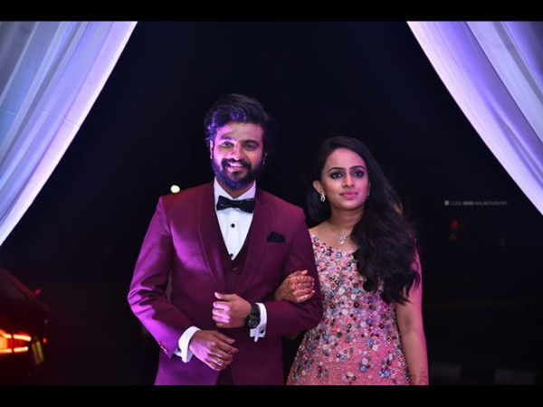 Neeraj Madhav–Deepthi Wedding reception: Mammootty, Kunchacko Boban & Others Attend The Big Event!