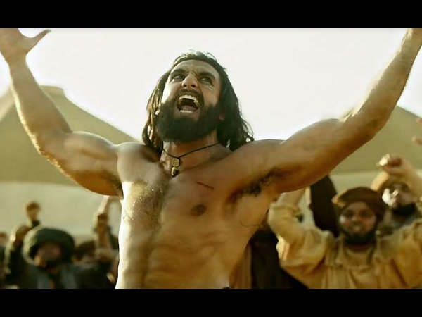 One Of Ranveer's Toughest Roles