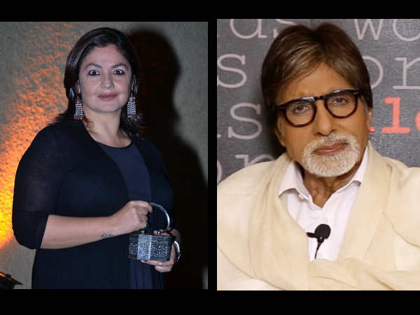 Pooja Had A Question For Mr. Bachchan