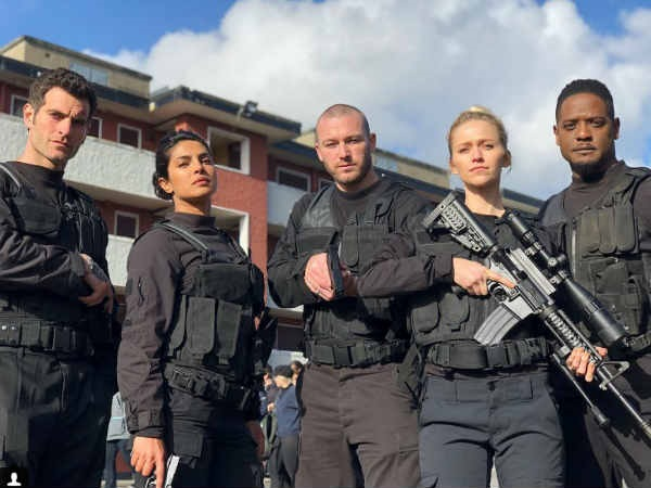 First Look Of Quantico 3