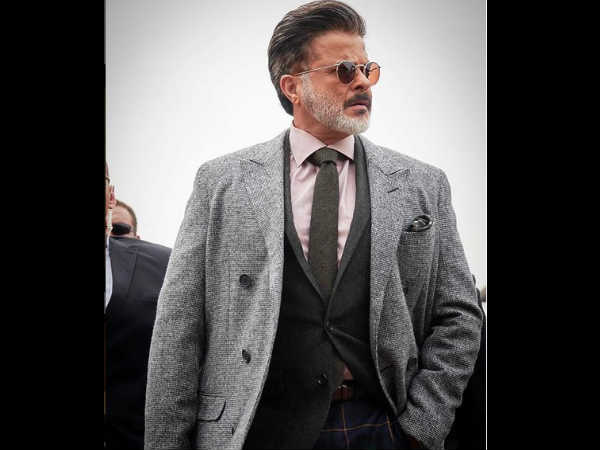 It's A Wrap For Anil Kapoor