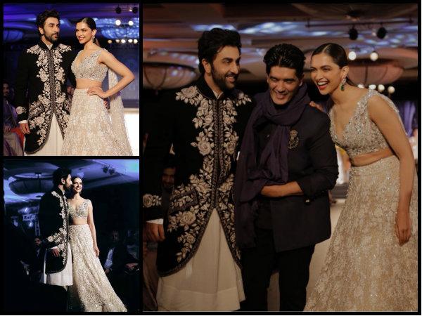 Deepika Padukone & Ranbir Kapoor