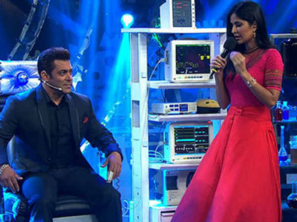 Bigg Boss 12: Why Are The Makers Planning To Get Katrina Kaif To Co-host Salman Khan's Reality Show?