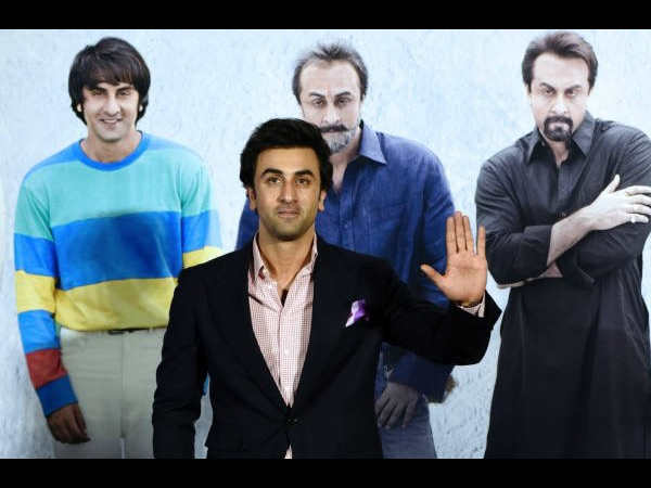 It Was Scary To Play Sanjay Dutt, Says Ranbir