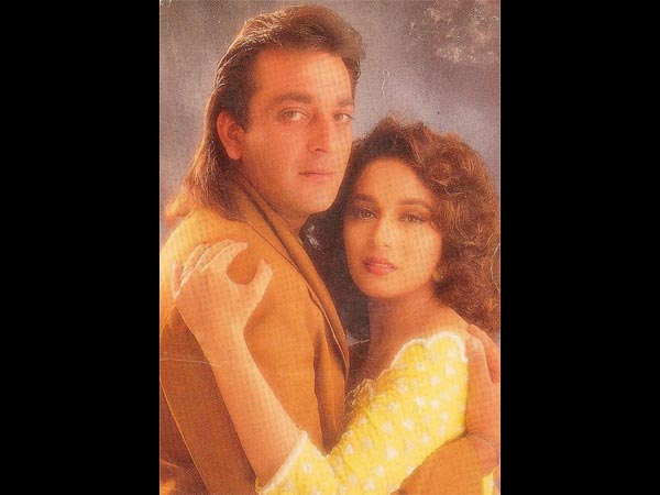 Sanjay Dutt- Madhuri Dixit To Reunite On-Screen After 11 Years