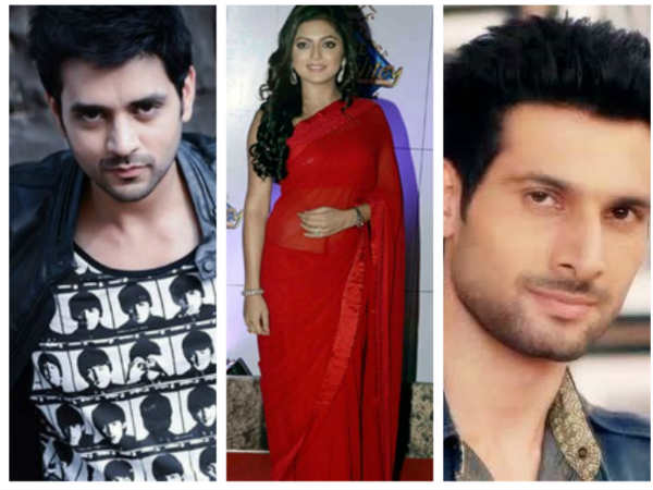 Shakti Arora, Drashti Dhami & Aham Sharma On Colors' Upcoming Show Based On Extra-Marital Affair!