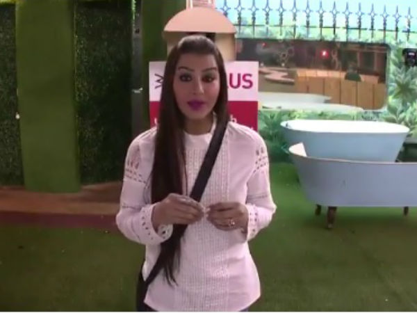 Shilpa Asks The Fan Not To Release The MMS