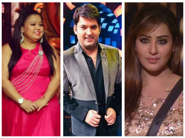 Shilpa & Bharti's Suggestions For Kapil