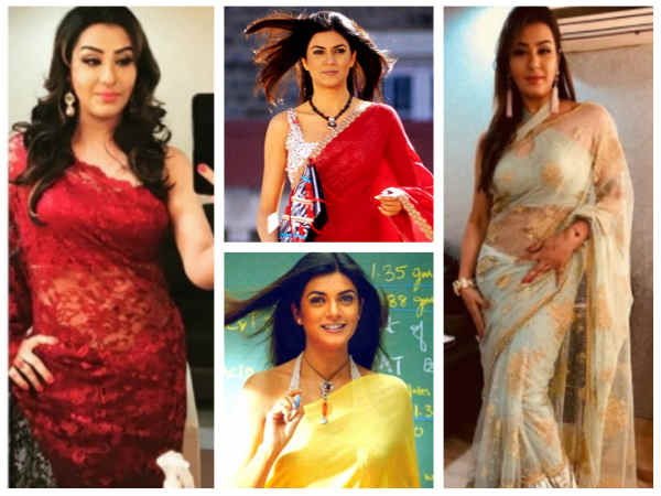 Shilpa Shinde's Look Inspired By Main Hoon Na's Sushmita Sen!