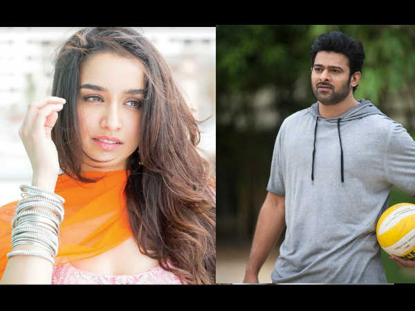 Prabhas Played A Perfect Host For Shraddha Kapoor While She Was Shooting For Saaho!