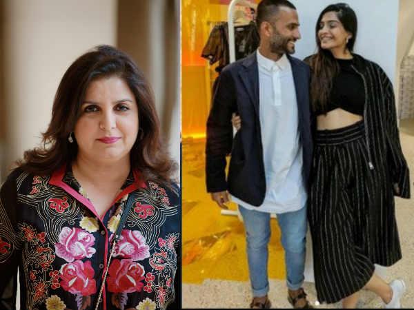 Farah Khan To Choreograph Sonam's Sangeet