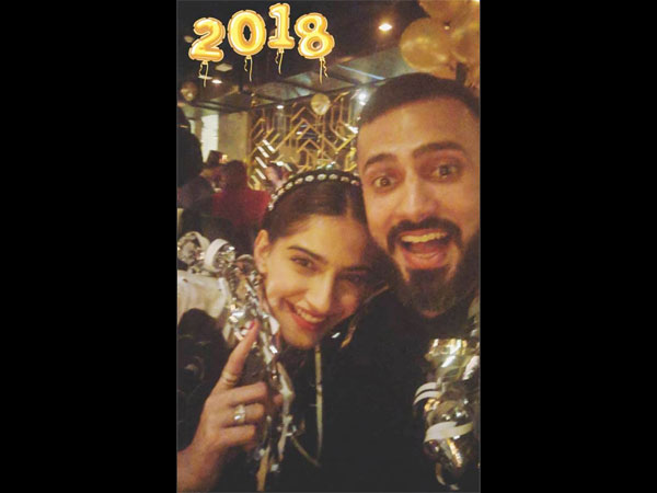 Sonam's Guest List For The Wedding