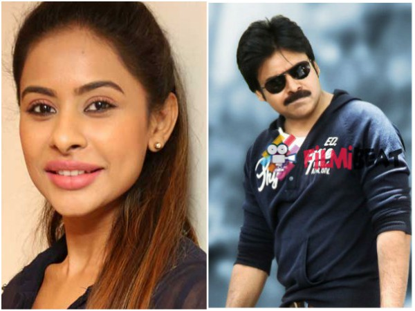 Sri Reddy's Blatant Attack On Powerstar