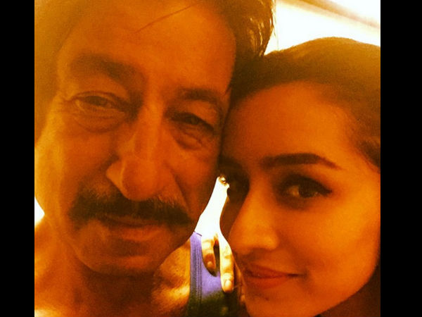 Meanwhile, Papa Shakti Is Happy With Shraddha For This Reason