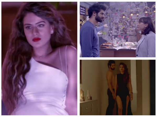 Twisted 2: Nia Sharma's Hotness & Intriguing Murder Mystery Are Not To Be Missed!