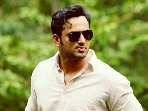 Unni Mukundan Has Opted For A New Look!