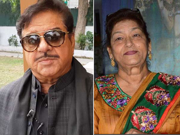 Shatrughan Defends Saroj's Casting Couch Comment