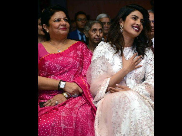 Priyanka Says Social Welfare Is Not Only Celebrity's Responsibility