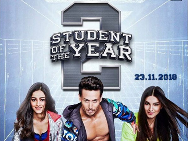 Grand Release Of SOTY 2