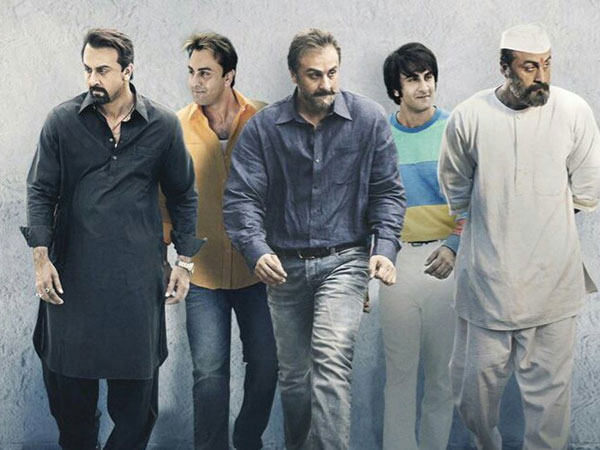 Ranbir Kapoor's transformation as Sanjay Dutt in 'Sanju' is mind-blowing