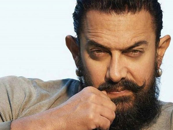 Aamir Khan spills the beans about his character in 'Thugs of Hindostan'