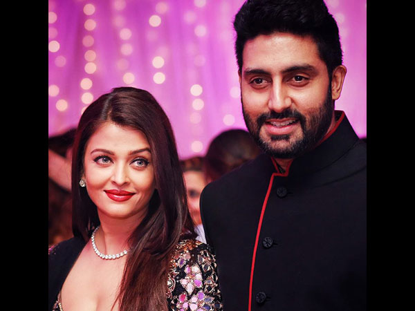 Abhishek Bachchan Didn't Marry Aishwarya Rai Bachchan For Her Beauty; Here's The Real Reason