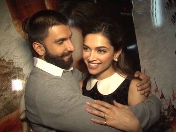 Deepika-Ranveer wedding confirmed by this year end