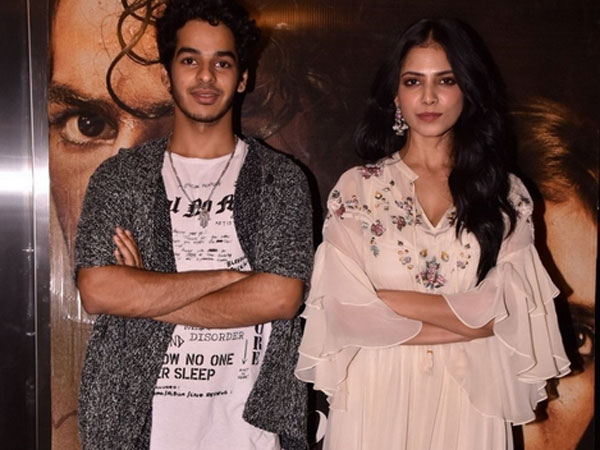 Ishaan Khattar Showed Arrogance While Shooting Beyond The Clouds? Co-star Malavika Mohanan Opens Up!