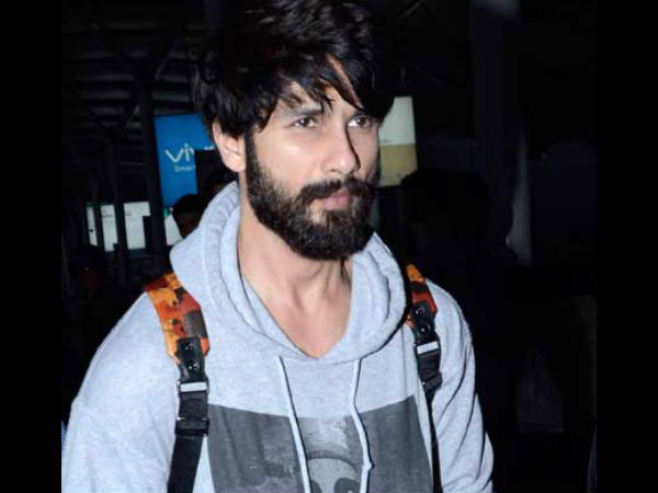 Here's Why The Filmmaker Had Shortlisted Shahid For This Role