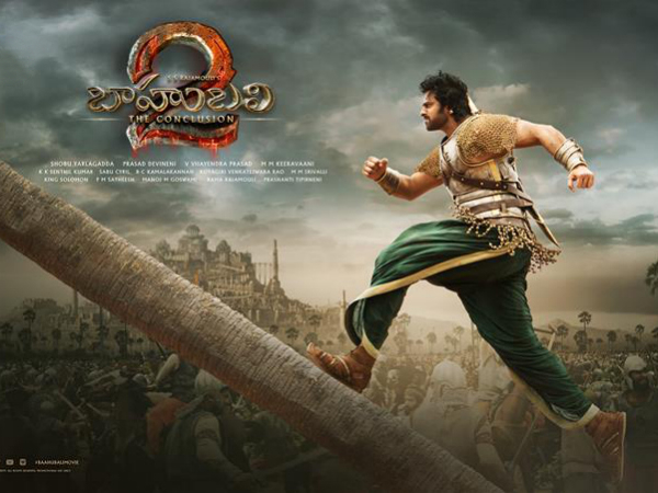Best Popular Film: Baahubali 2