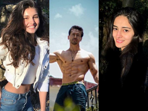 Student Of The Year 2: Tiger Shroff, Ananya Pandey & Tara Sutaria Look Like A Dream