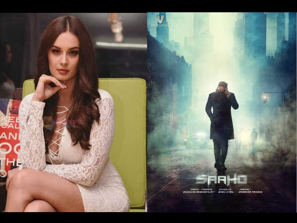 Evelyn Sharma sheds 10 kilos to join the cast of Prabhas' Saaho