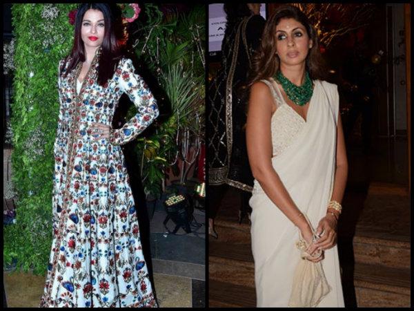EXCLUSIVE: Did Aishwarya Rai Bachchan Get Snubbed By Jaya Bachchan & Shweta Bachchan At A Wedding?