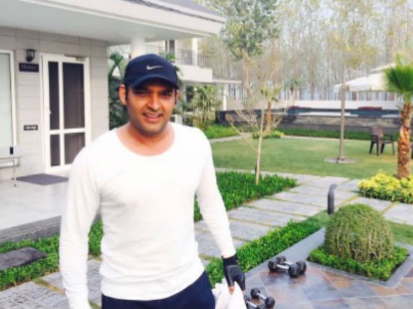 Kapil's Drinking And Ill Health