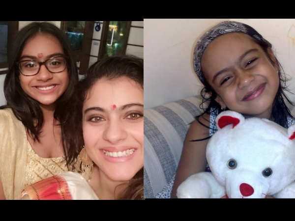 Kajol's Emotional Posts On Daughter Nysa's Birthday Will Leave You Moist-Eyed!