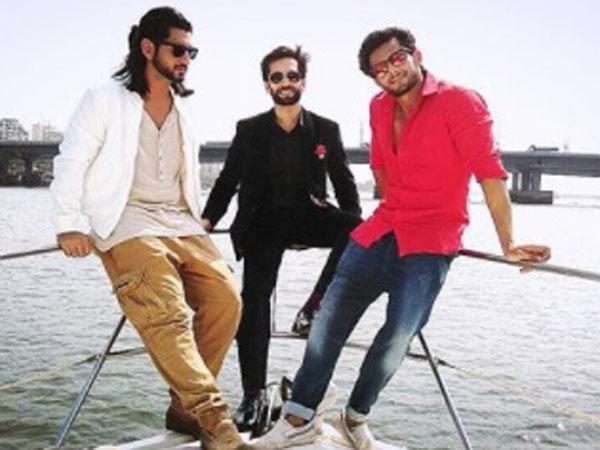 Ishqbaaz: Nakuul, Leenesh & Kunal Celebrate 2 Years of Shooting; 'No Leap' Confirms Gul Khan