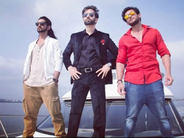 Nakuul Mehta Reminisces First Day Of Shoot