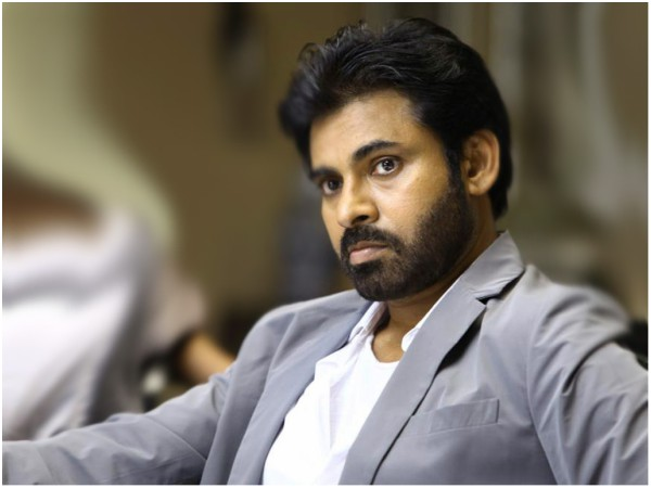 Pawan Kalyan Lambasts The Media In The Ongoing Sri Reddy Controversy!