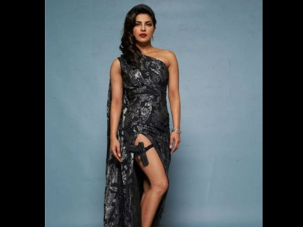 Lost a film due to my skin colour, says Priyanka Chopra