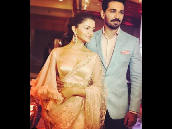 Rubina Dilaik & Abhinav Shukla Engaged; The Actress Flaunts Her Engagement Ring!