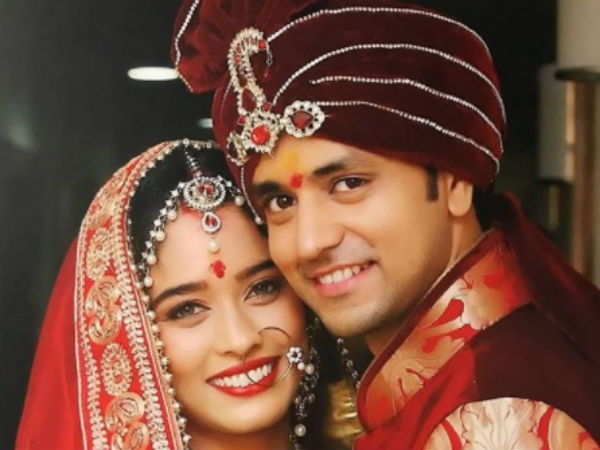 Shakti Arora And Neha Saxena Tie The Knot In A Secret Affair