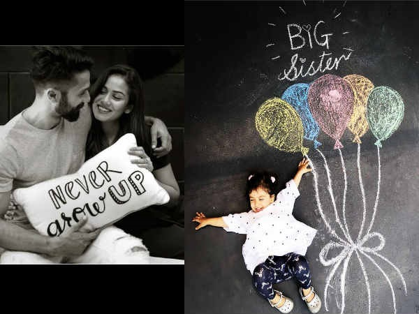 Shahid Kapoor Just Announced Wife Mira Rajput's Second Pregnancy With This Cute Post!