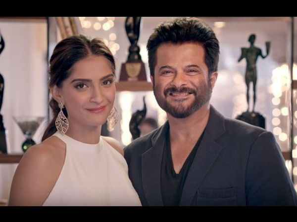 Anil Kapoor opens up about Sonam Kapoor's wedding