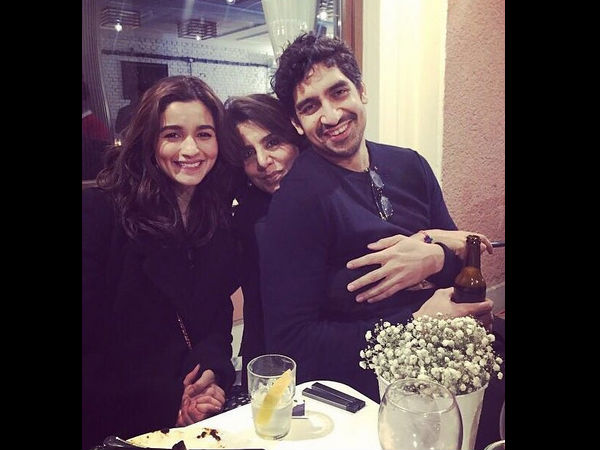 But Neetu Is All Love For Alia..