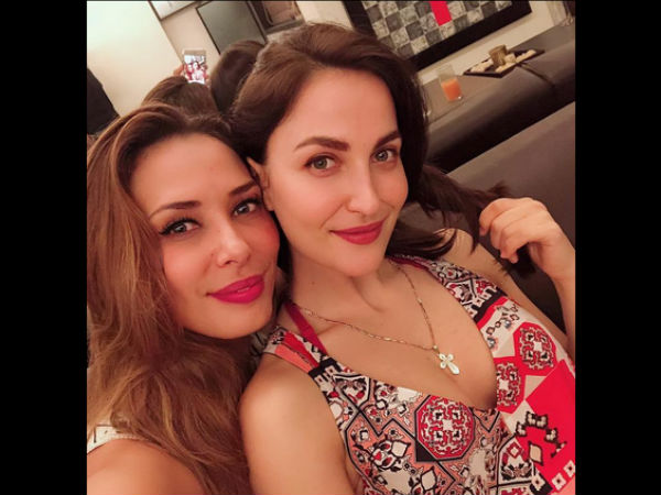 Elli Avram With Iulia