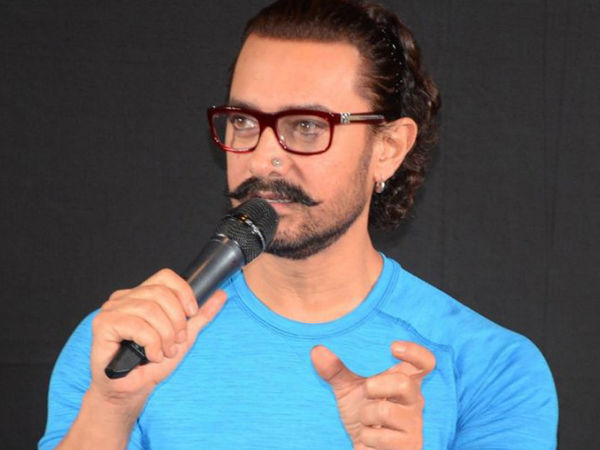 Aamir Might Co-produce The Film As Well